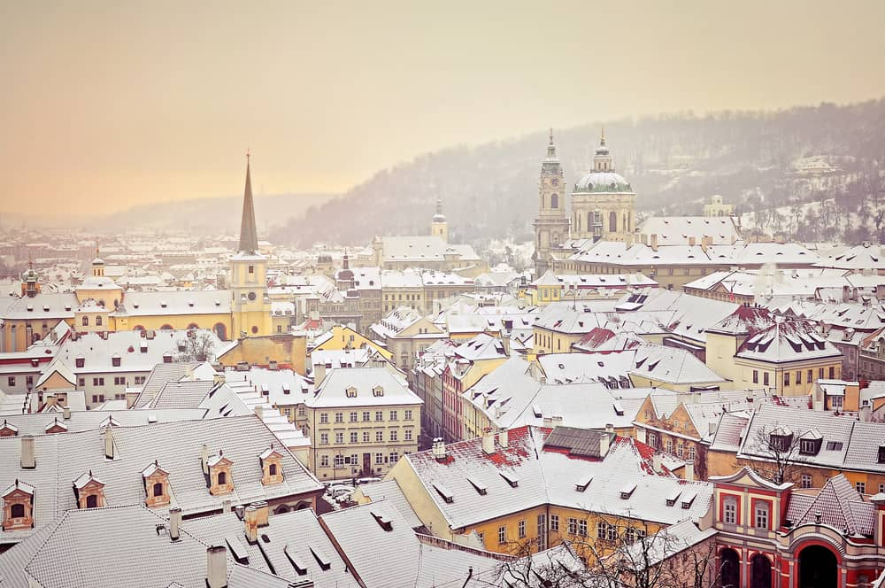 Enjoy two different European Christmas markets in Bern