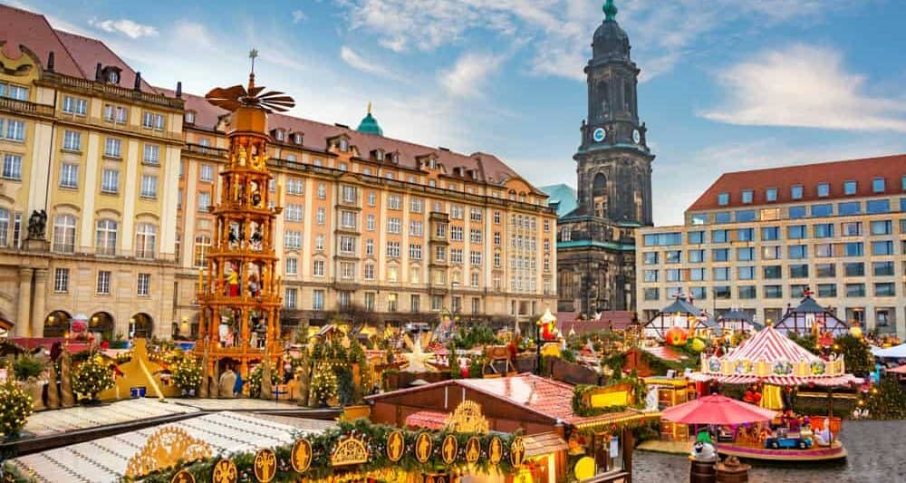 15 Festive Christmas Markets In Europe