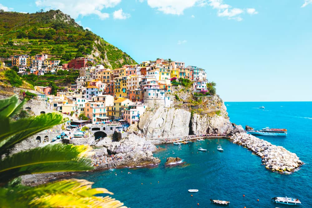 Cinque Terre cliffside things to do in Italy