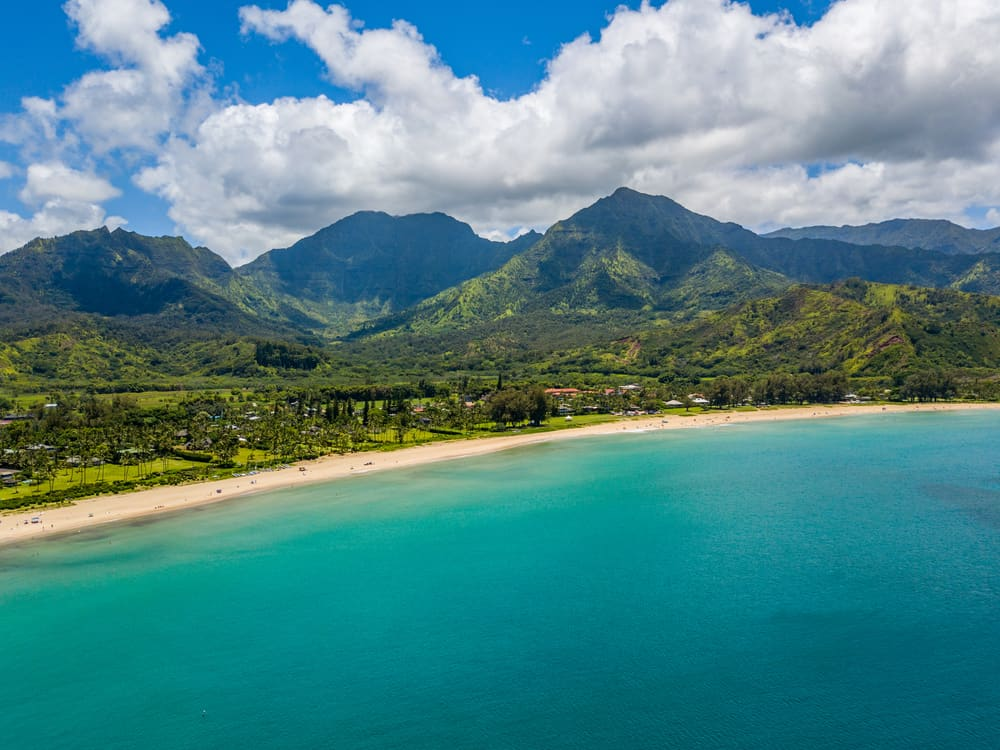 Photo of Hanalei Bay
