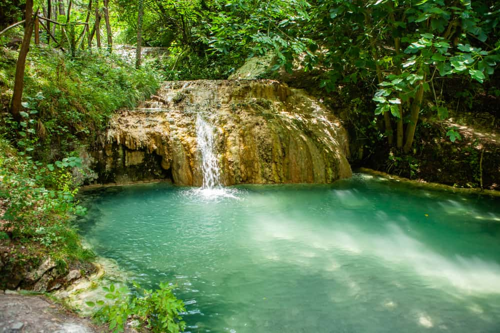 Bagni San Filippo Hot Springs things to do in Italy