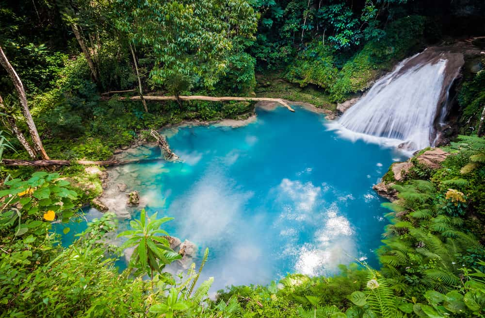 Photo of Secret Blue Hole Waterfall
