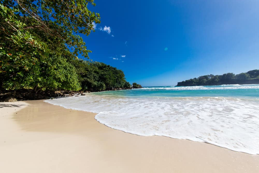 Photo of Boston Beach, a Great Place to Surf During Your Jamaica Honeymoon