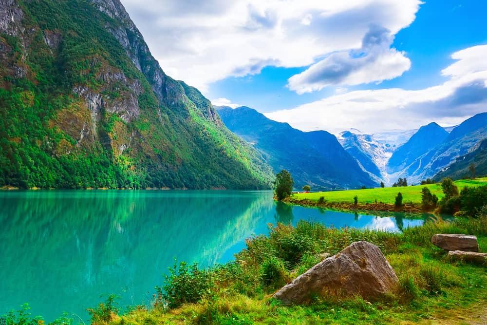Photo of Norway