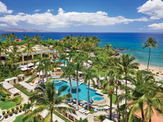 The Four Season in Wailea is where to Stay in Maui for a resort experience