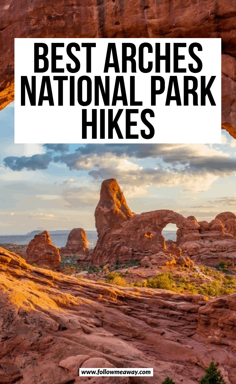 best arches national park hikes