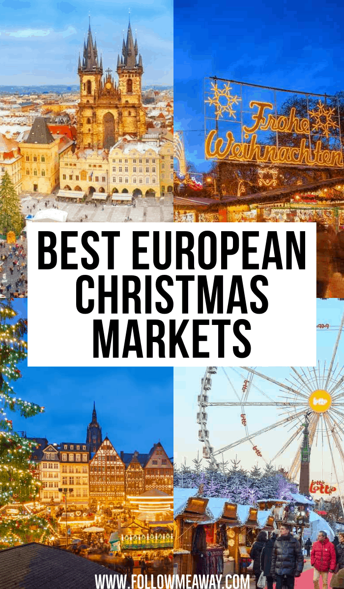 best european christmas markets