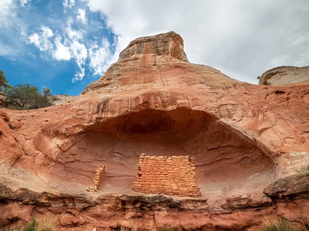 see the ruins at Canyons of the Ancients National Monument on your Colorado road trip