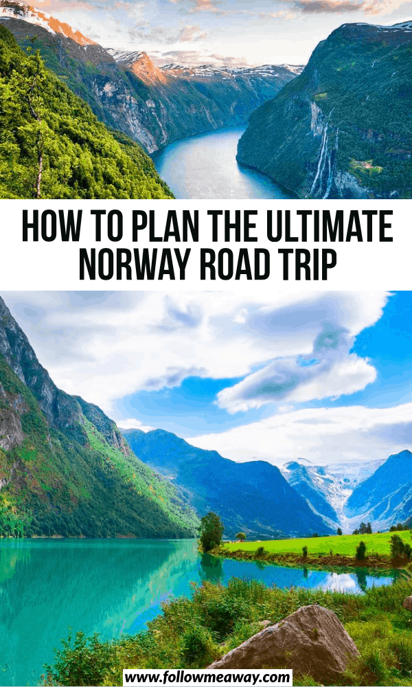 how to plan the ultimate norway road trip