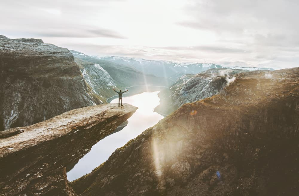 Photo of Trolltunga Hike