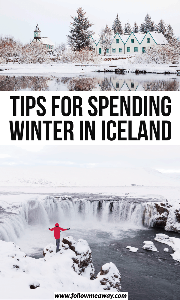 tips for spending winter in iclenad