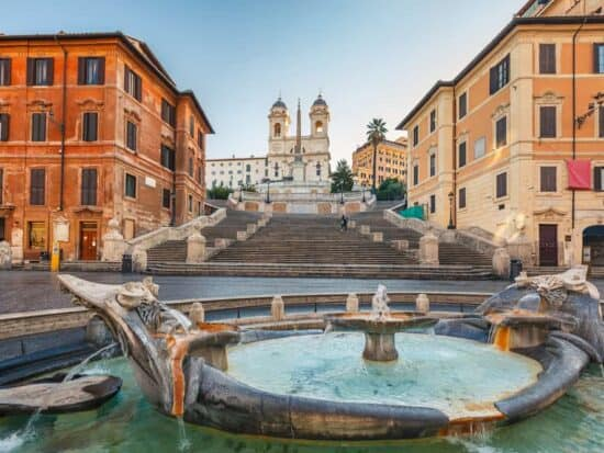 Centro Storico is where to stay in Rome to be close to the Spanish Steps