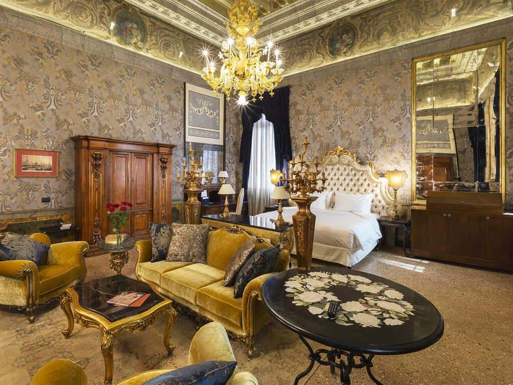 Palazzo Venart is where to stay in Venice for luxury