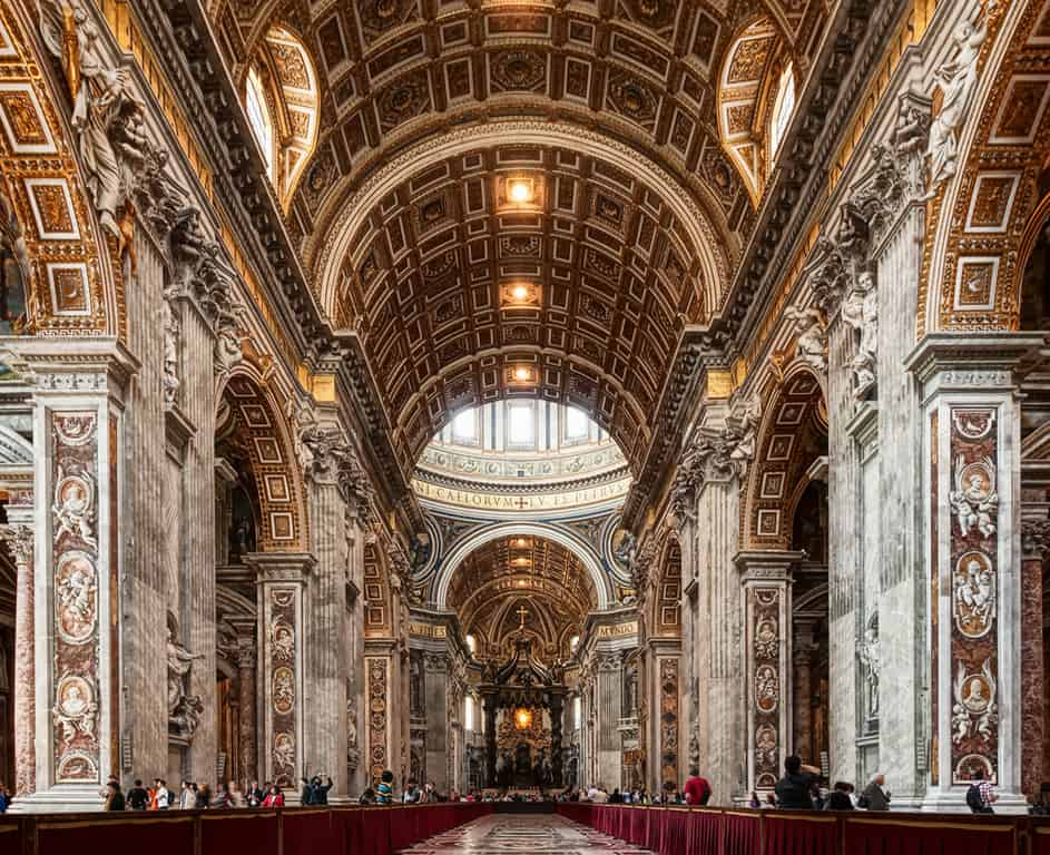 St. Peters Basilica 4 days in Rome