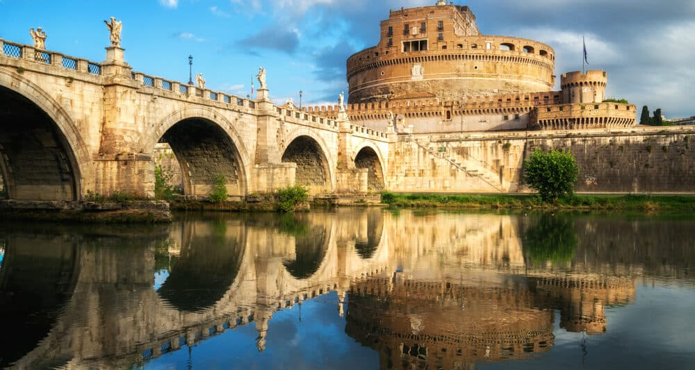 Castel Sant'Angelo 4 days in Rome