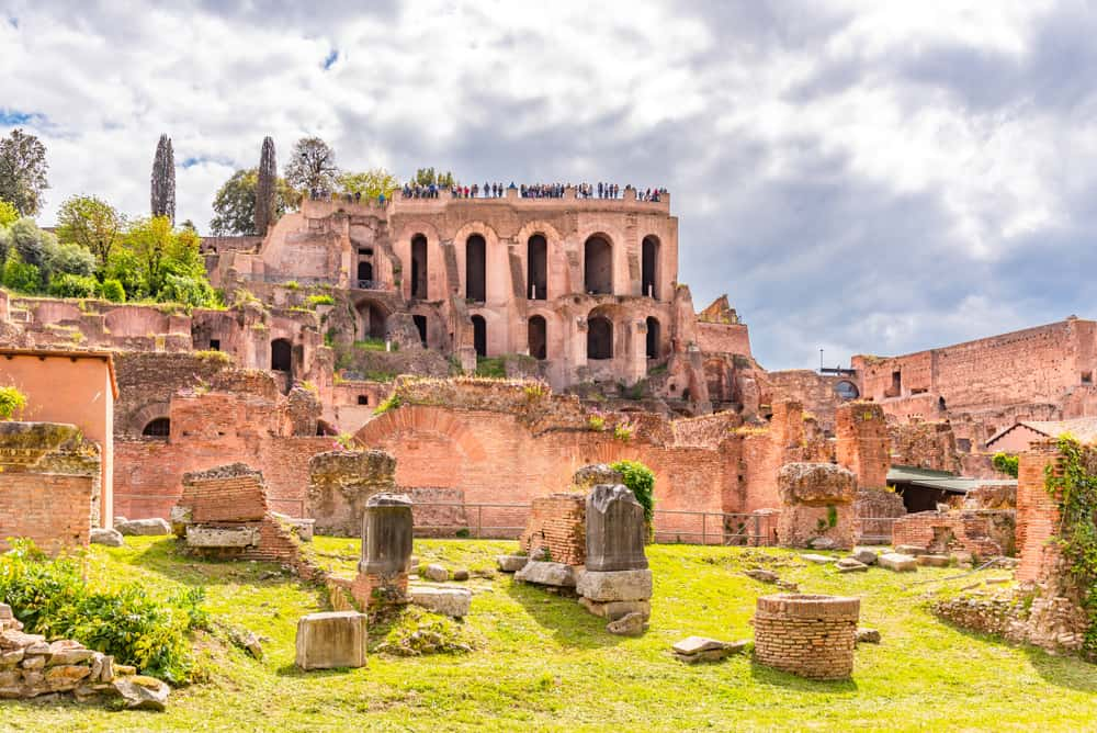 Palatine Hill 4 day in Rome