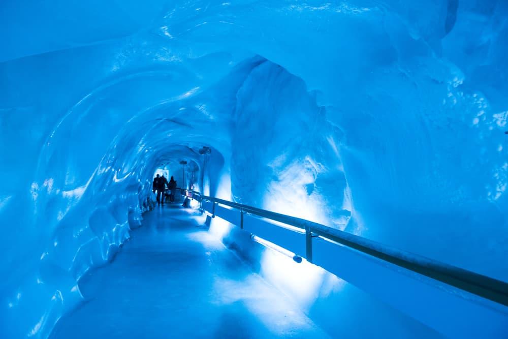Photo of Glacier cave