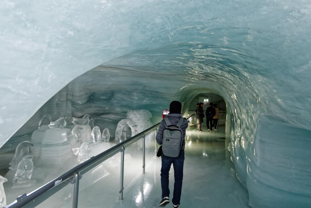 Photo from Jungfraujoch Observation Area, a great place to visit during your Switzerland road trip