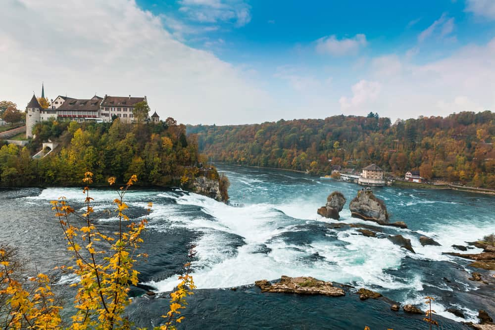 Photo of Rhine Falls