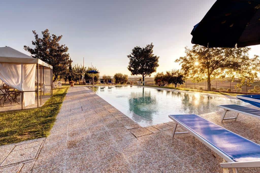 Stay at Holiday Home C.S. Ronzano for one of the pretties Tuscany villas with a private pool