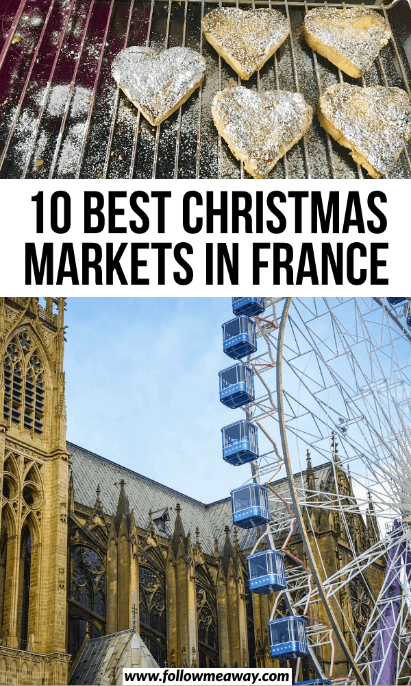 10 BEST CHRISTMAS MARKETS IN FRANCE