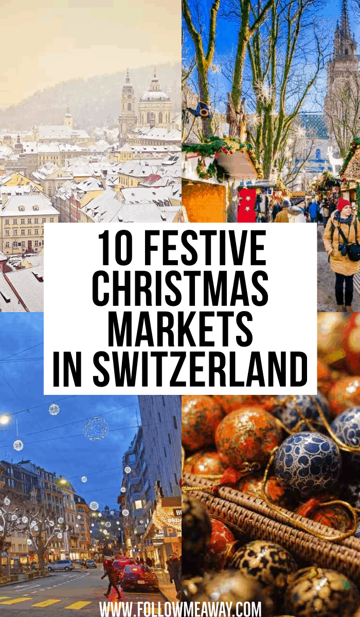 10 festive christmas markets in switzerland