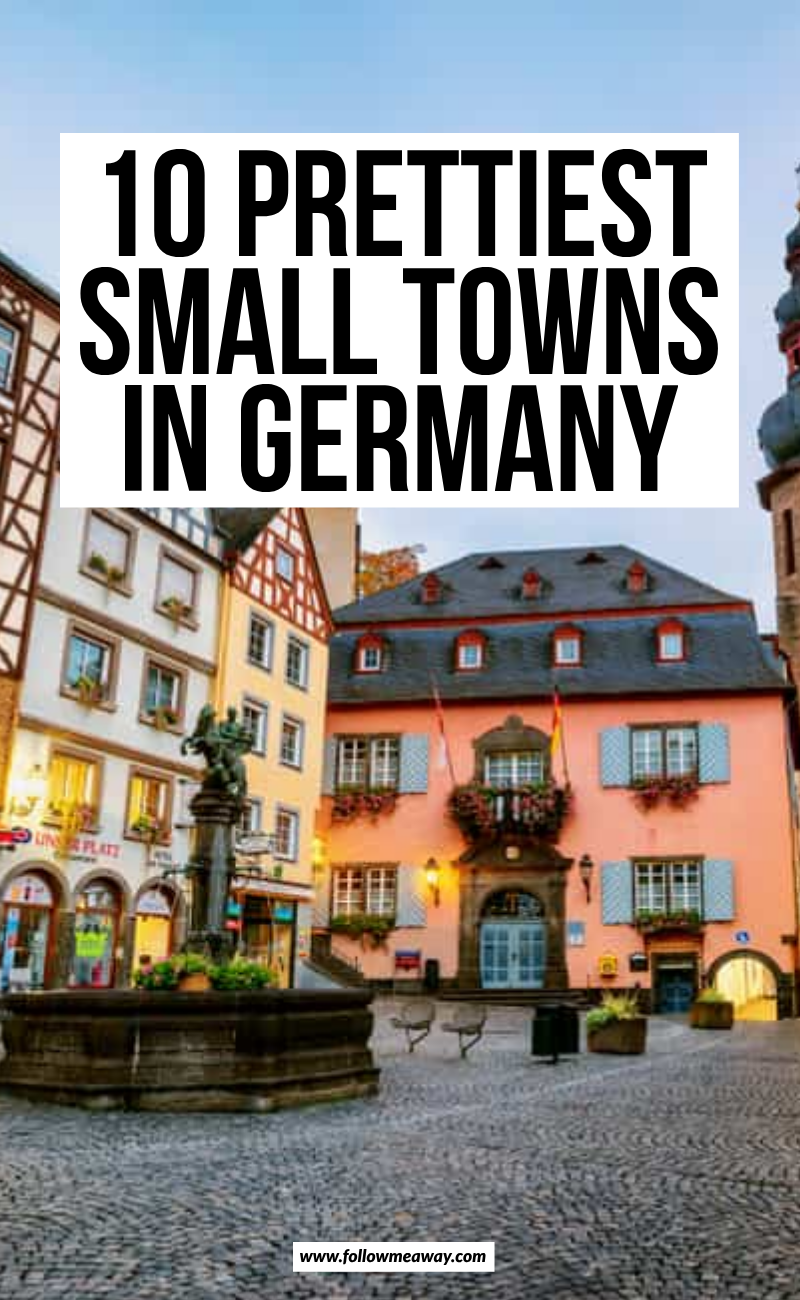 10 Prettiest Small Towns In Germany | where to stay in Germany | cutest places to stay in Germany | what to do in Germany | instagram spots in Germany | fairytale spots in Germany | travel guide to the best small towns in Germany | cutest towns in Germany | prettiest places to stay in Germany | best hotels in Germany | charming places to stay in Germany | bucket list locations in Germany | 10 cutest towns in germany #germany #smalltowns #traveltips