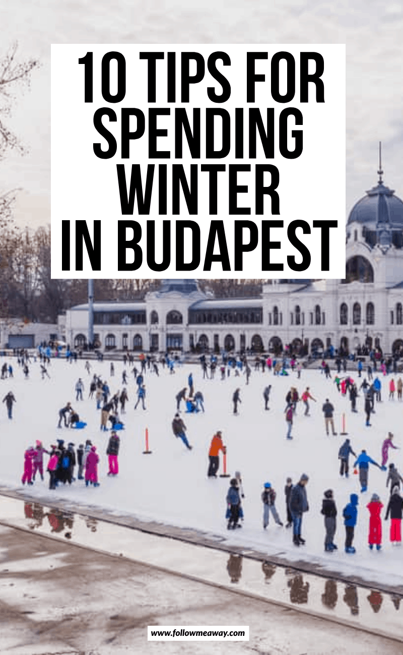 10 tips for spending winter in budapest