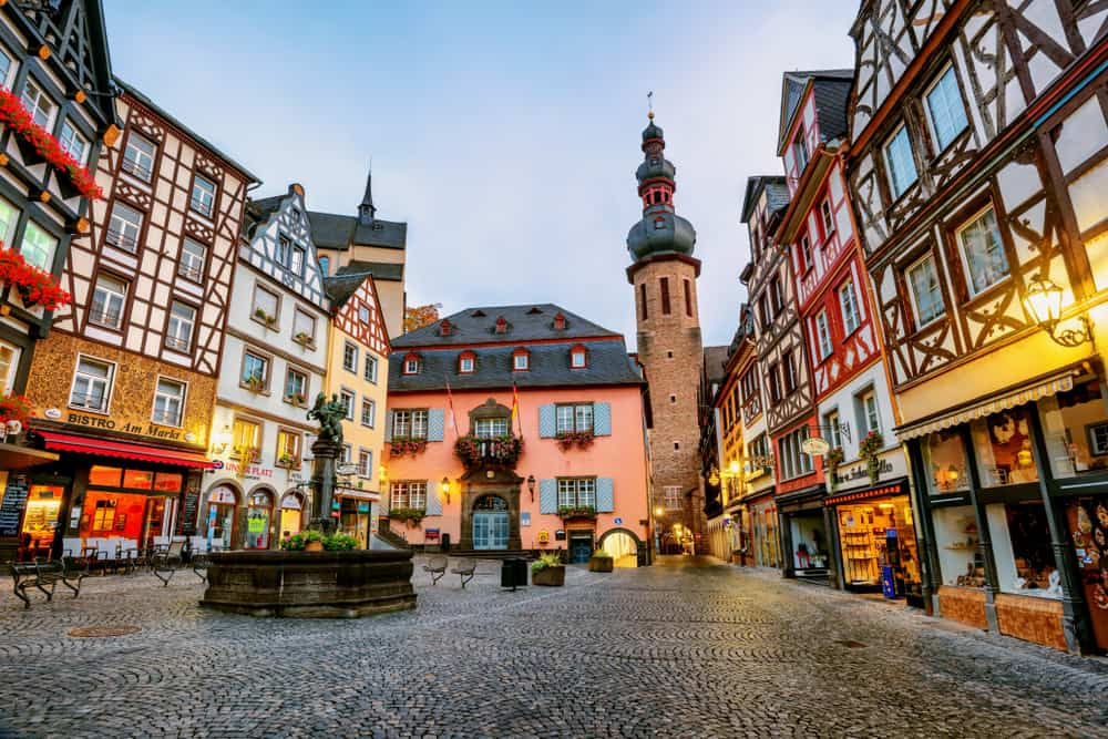 Enjoy Cochem's Old Town