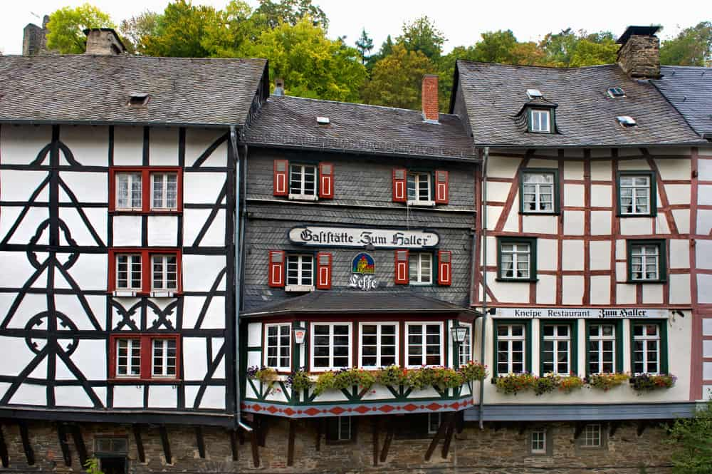 Relax in one of the prettiest German towns