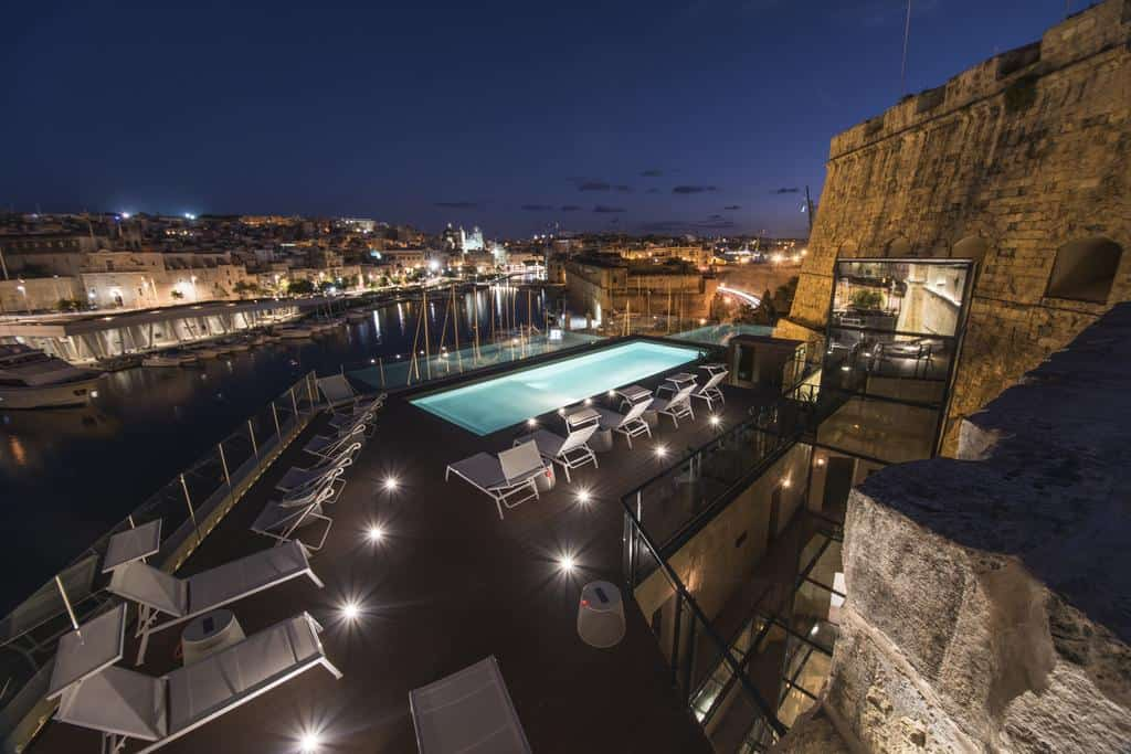 Where to Stay in Malta in the Three Cities Cugo Gran Macina Grand Harbour