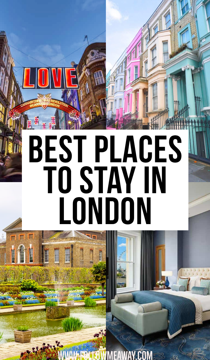 Best Places To Stay In London | where to go in London | how to travel to London | what to pack for your London vacation | hotel tips for London | travel tips for London | bucket list guide to London | prettiest places to see in London | big mistakes to avoid while in London #london #traveltips