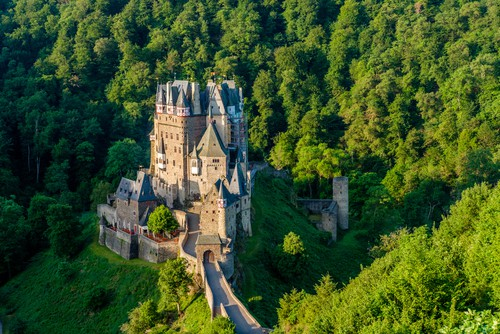 Berg Eltz in the Mosel Valley on your Germany road trip