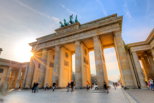 Berlin's Brandenburg Gate on your Germany road trip