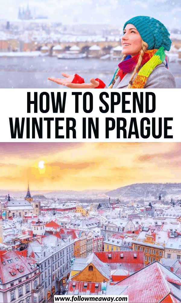 how to spend winter in prague