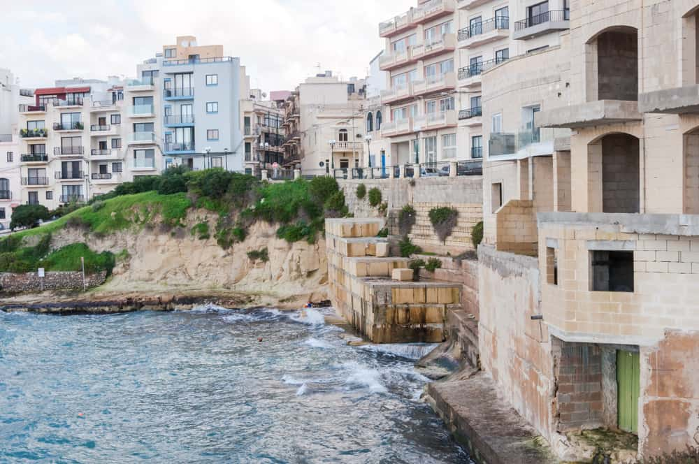 Saint Pauls Bay is where to stay in Malta for families