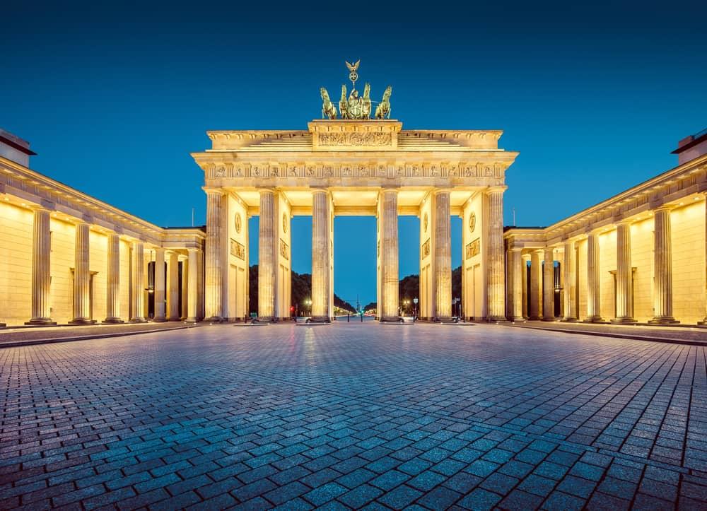 the Brandenburg Gate during your 3 days in Berlin