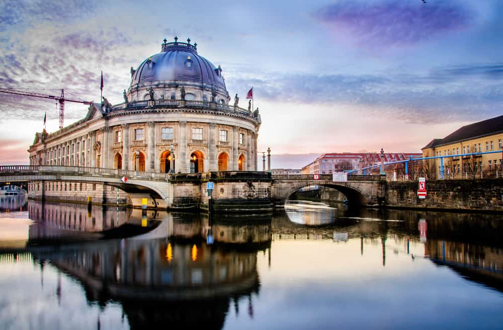 Museum Island during your 3 days in Berlin