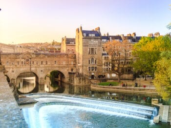 Bath is just one of many great places for a UK road trip!
