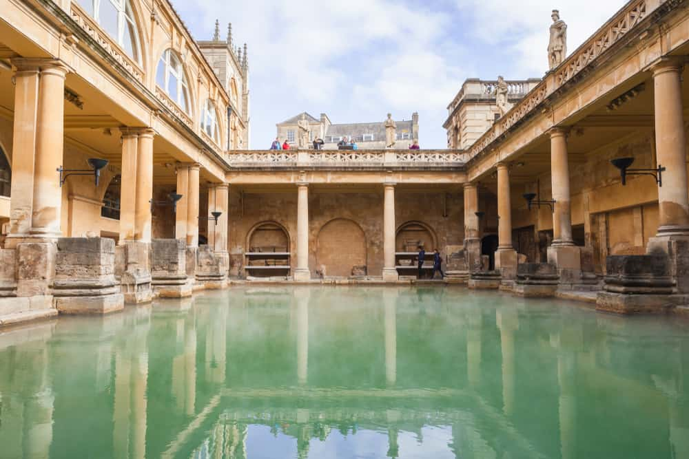 Uncover the history of Bath during your UK road trip!