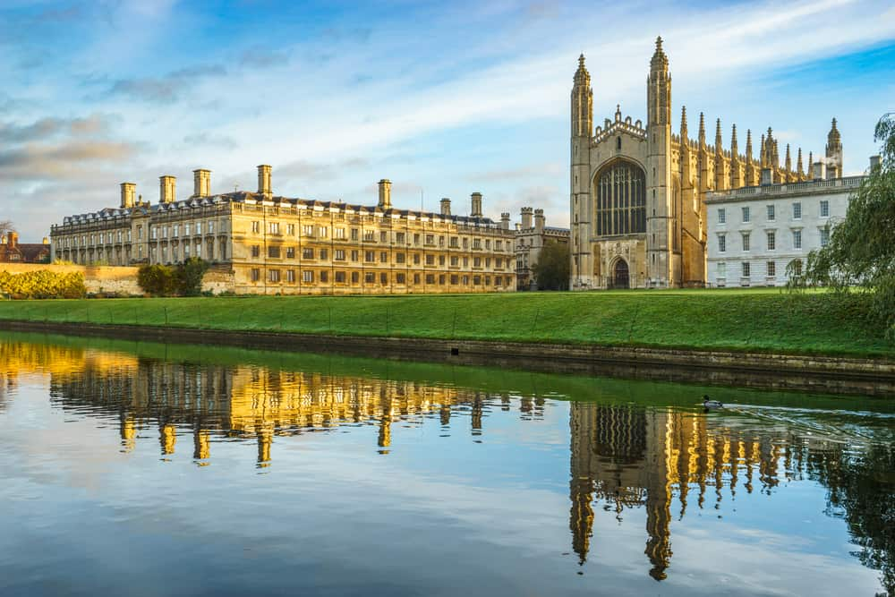 Cambridge is an iconic place to visit during a UK road trip!