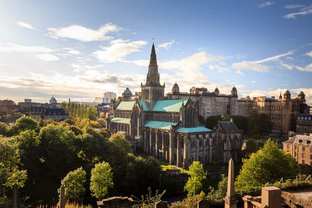 Glasgow has so much to offer you on your UK road trip