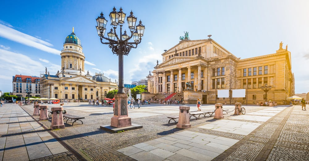 Mitte is the heart of Berlin!