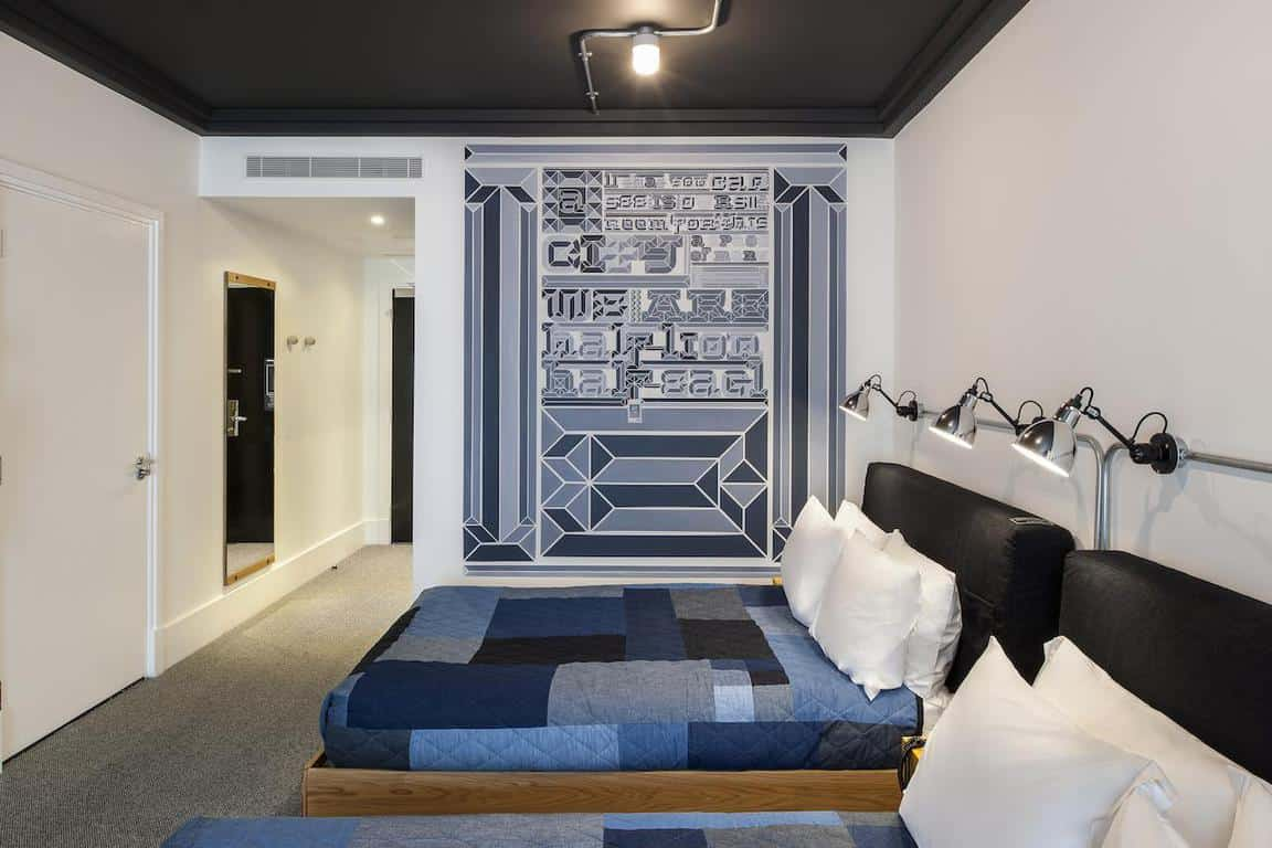 Ace Hotel has a punk and fun style!