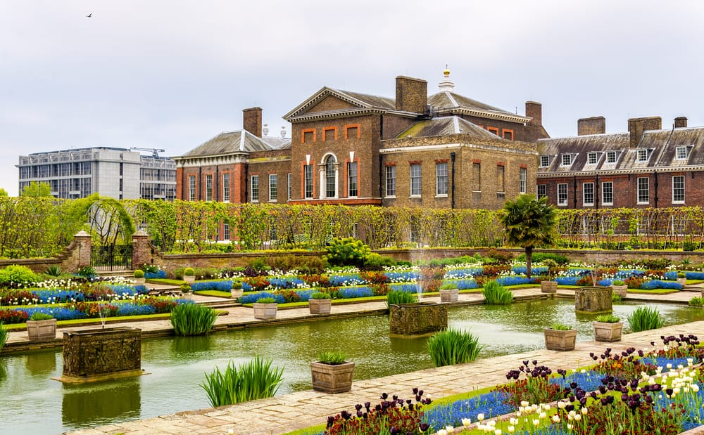 Kensington Gardens and Palace are a must see if you're staying in the area.