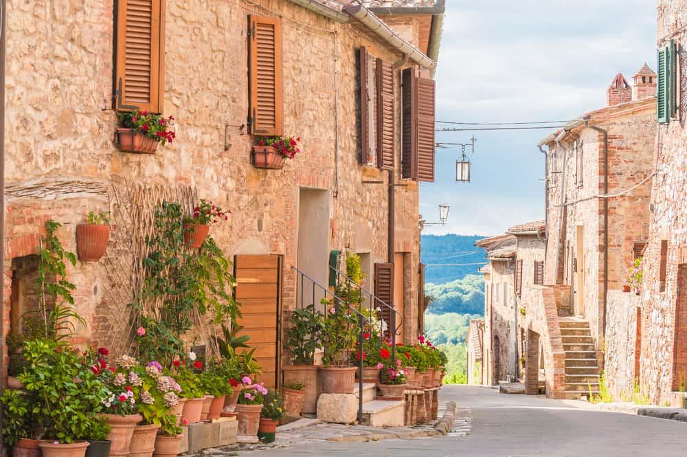 Photo of Siena Streets