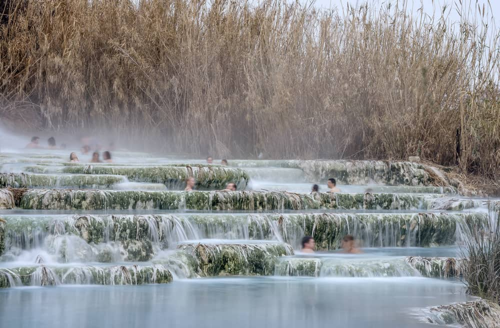 Photo of Saturnia Hot Springs