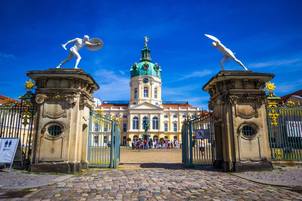 Charlottenburg-Wilmersdorf is a nice area in Berlin!