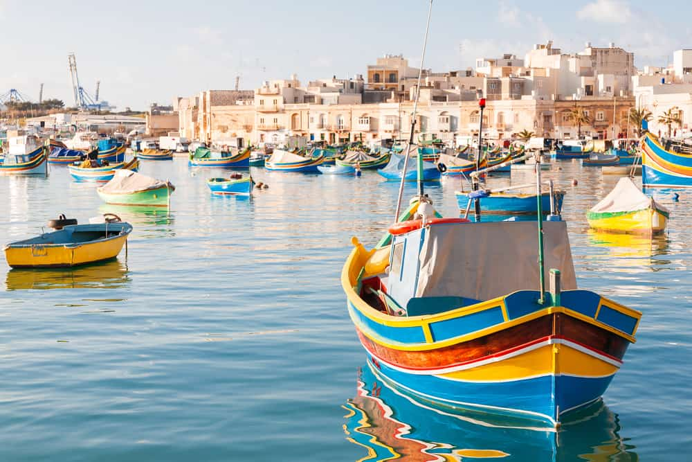 this small fishing village is where to stay in Malta for culture