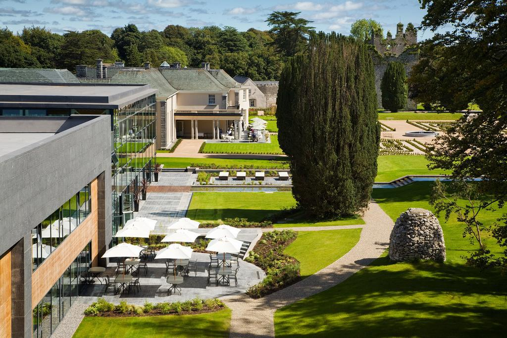 Photo of Castlemartyr Resort Hotel, an excellent place to stay during your honeymoon in Ireland.
